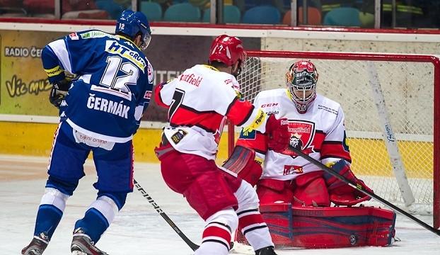 Brno v poslední části otočilo zápas s Hradcem a vyhrálo 2:1