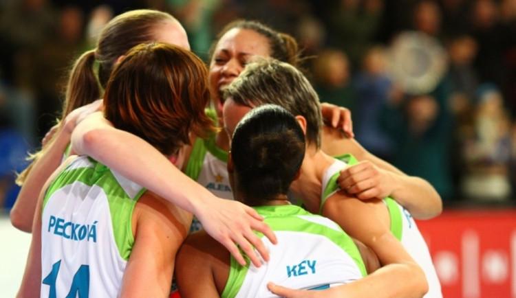 Basketbalistky Brna prohrály v EL s Madridem a nepostoupí