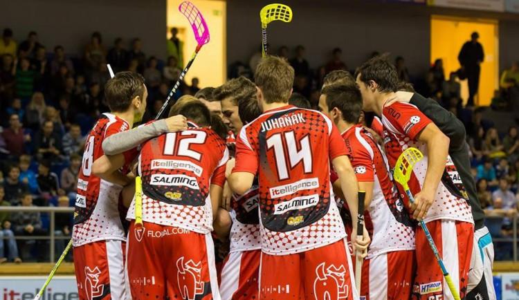 Buldoci ve čtvrtfinále play off vezou z Ostravy stav série 1:1