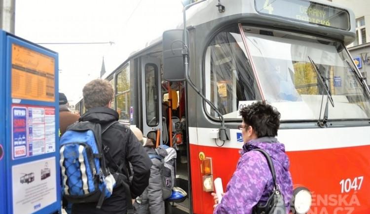 Nové tramvajové tratě? Ke kampusu a na Kamechy