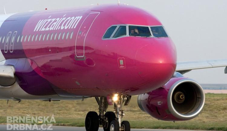 Brněnskému letišti klesl počet cestujících, pomoci by mu mohl Amazon