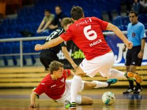 Futsal: Tango v derby rozdrtilo Helas. Agromeli sestupuje
