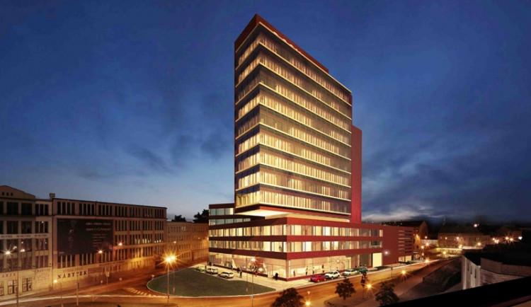 Polyfunkční dům Dorn se má v Brně začít stavět koncem dubna