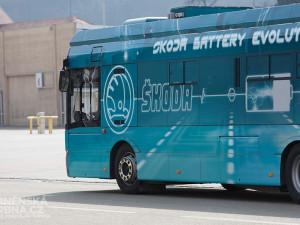 Dopravní podnik testuje další elektrobus