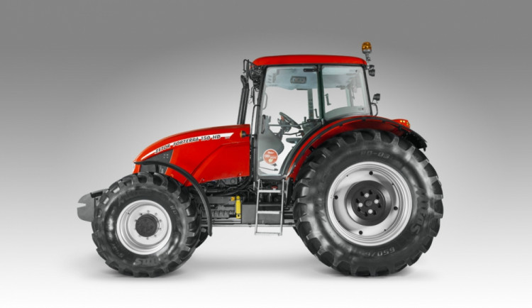 Zetor přichází s dosud nejsilnějším traktorem
