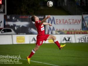 Zbrojovka se nezalekla krupobití a porazila doma Olomouc