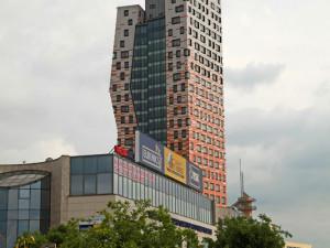AZ Tower v desítce nejlepších výškových staveb světa 2013