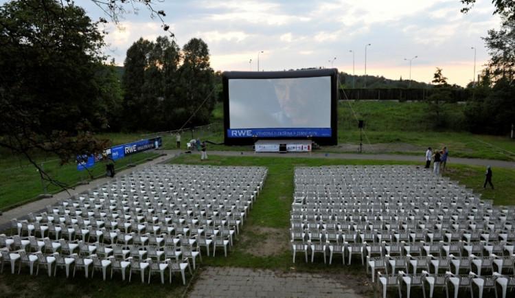 Letní kino na Riviéře odstartuje 27. června