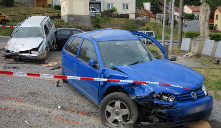 Bizarní nehoda nakonec přinesla pouze s lehká zranění