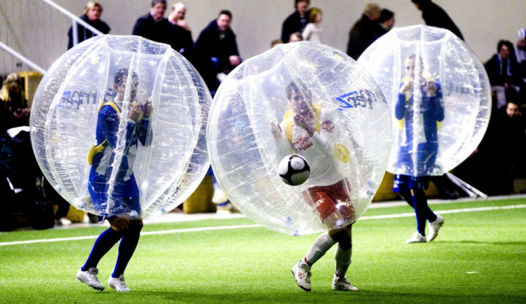 V neděli Brno zažije šílený fotbal v bublinách