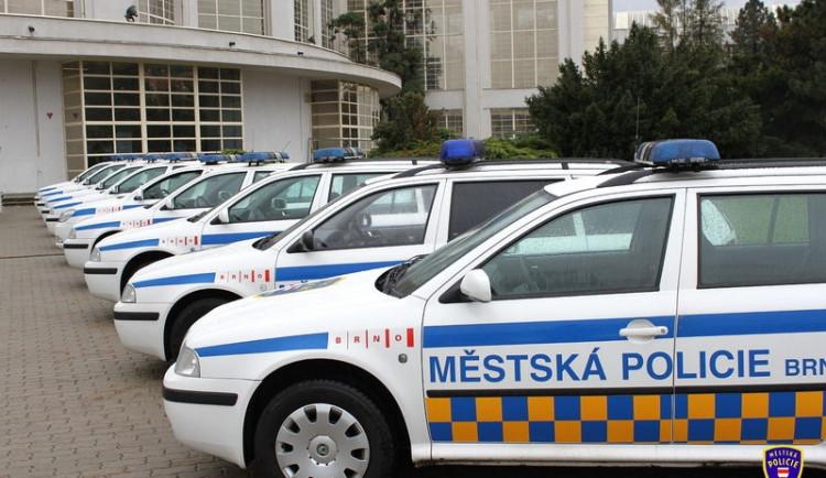 Vybodovaný řidič na sebe zavolal strážníky