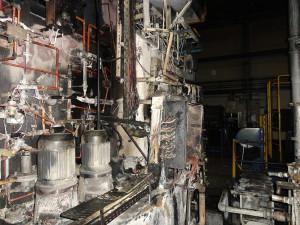Ve Slatině shořela kalící pec, škoda je 20 milionů