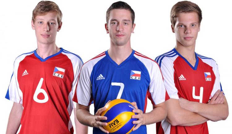 Brno přivítá mistrovství Evropy juniorů ve volejbalu