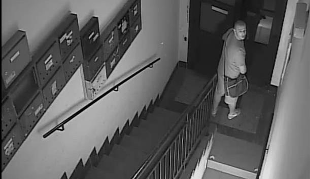 Policie hledá násilníka, jeho tvář zachytila kamera
