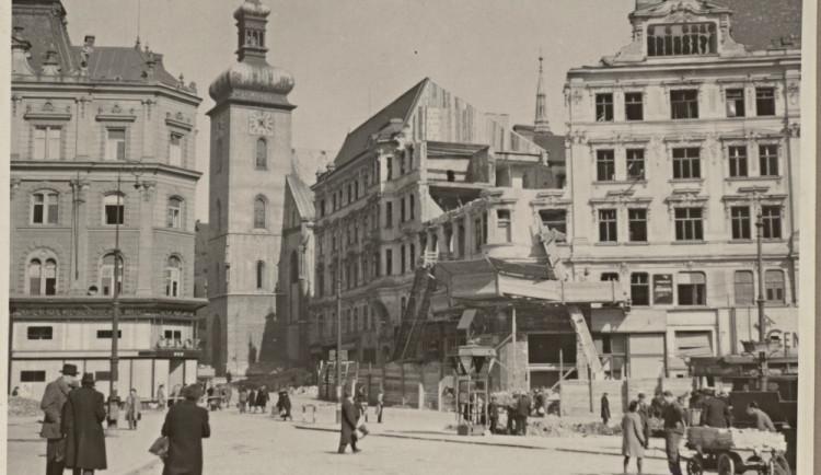 Muzeum připomene nejničivější americký nálet na Brno
