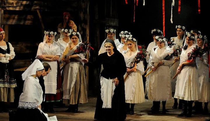 V Brně zazněla Její pastorkyňa v podání rakouské opery
