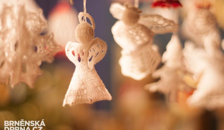 FOTO: Brno dýchá Vánocemi