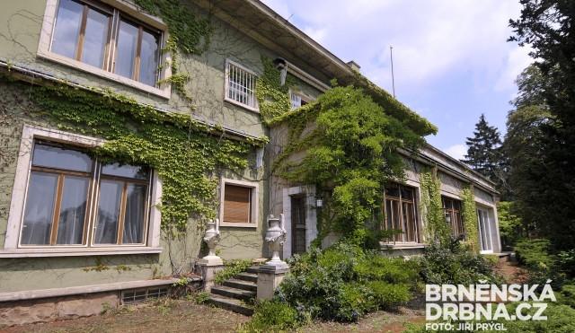 Zrekonstruovaná vila Stiassny čeká na první návštěvníky