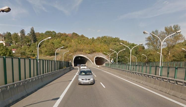 Omezení provozu v tunelech Pisárky a Hlinky
