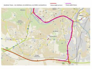 Plánovaná oprava Pisáreckého tunelu startuje