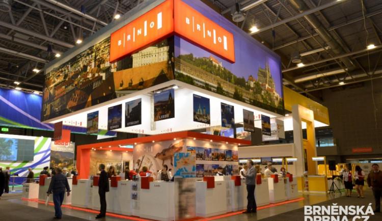 Město Brno bude mít na Regiontouru samostatný stánek
