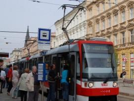 V Brně vyjede tramvaj, do níž lidé mohou umístit různé vzkazy