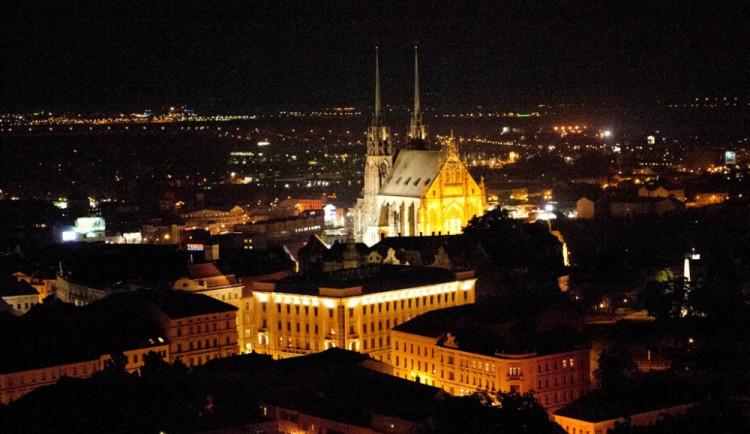 Brno trápí světelný smog, hvězdy jsou v nedohlednu