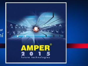 Zítra v Brně začíná čtyřdenní veletrh  AMPER2015