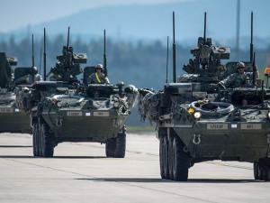 Armáda i policie se připravují na průjezd konvoje USA Moravou