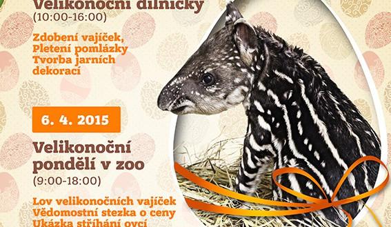 Polívka přivítá návštěvníky a Rosák pokřtí tapíra