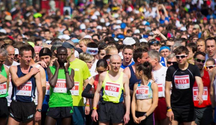 Centrum města zaplní běžci Brněnského půlmaratonu