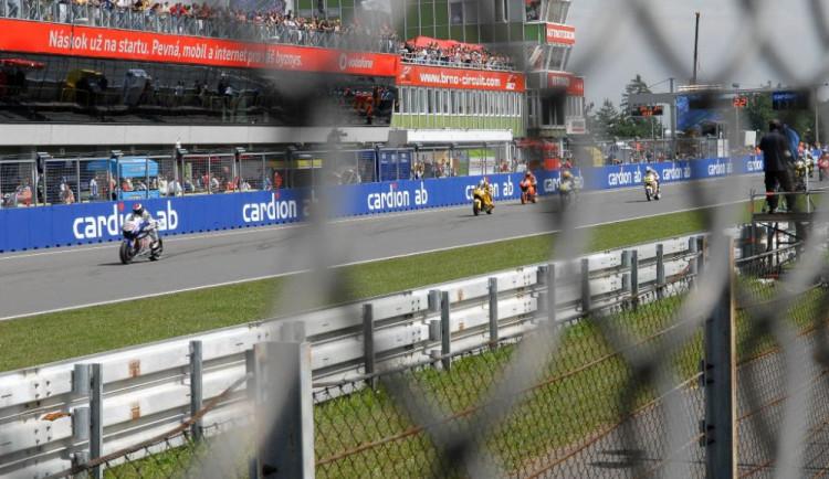 Automotodrom Brno odmítl smlouvu s krajem, GP je dál ohrožena