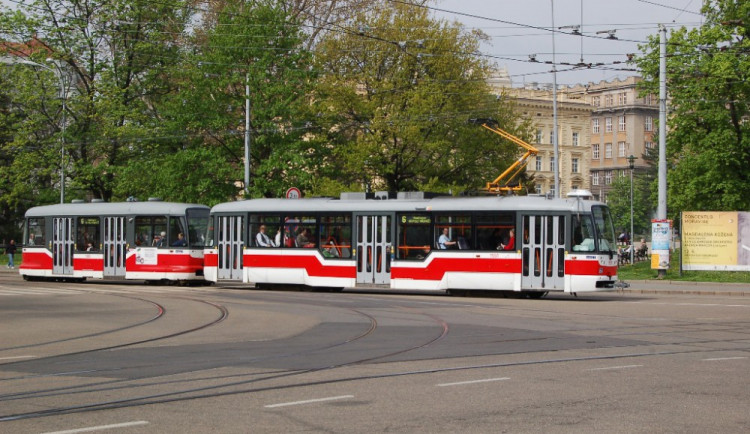 Brno nakoupí za více než miliardu 20 nových tramvají