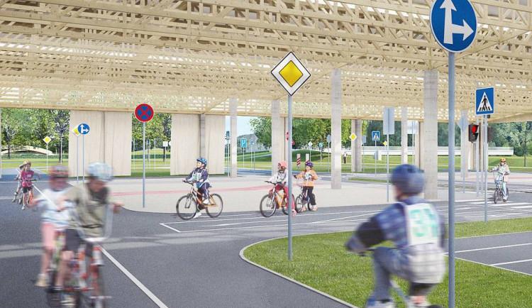 Dopravní hřiště na Riviéře město vybaví technikou