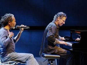 McFerrin a Corea zakončili brněnský JazzFest, přišlo 4000 lidí