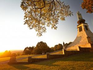 Kapli Mohyla míru na slavkovském bojišti už nebude ničit vlhkost