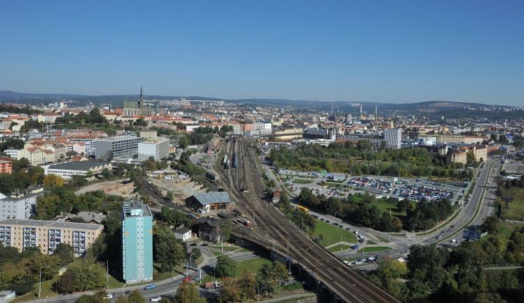 Brno vyhlásí soutěž na podobu Jižního centra