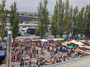 O pouliční festival jídla byl v Brně velký zájem
