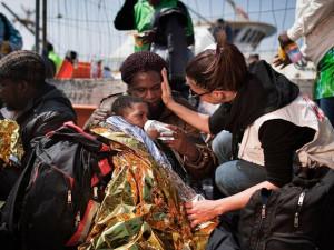 Diecézní charita Brno vyhlásila sbírku na pomoc uprchlíkům