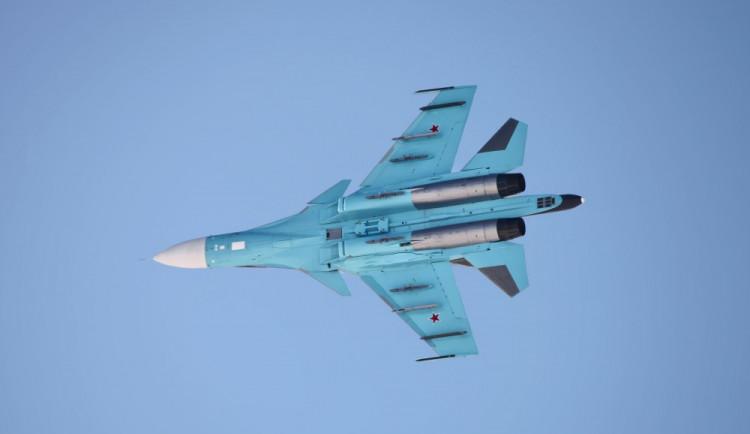 GLOSA: Ruské nálety na Sýrii?