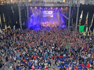 Na tanečním veletrhu v Brně padl rekord, tančilo 1216 lidí