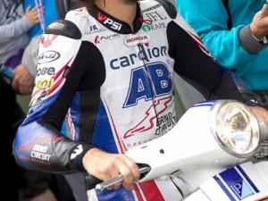 Motocyklista Abraham končí v MotoGP