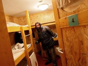 Město v zimě opět pomůže lidem bez střechy nad hlavou