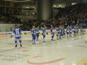 Poslední hokejové utkání listopadu
