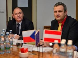 Nový program přeshraniční spolupráce s Rakouskem odstartoval. Připraveno je téměř 98 milionů EUR