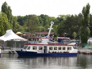 Lodní doprava na Brněnské přehradě letos oslaví 70. výročí
