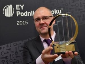 Jihomoravským podnikatelem roku se stal Viktor Růžička