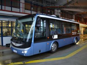 V Brně po dvou letech testují elektrobus, jezdí na lince 65