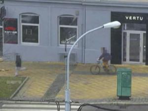 VIDEO: Obsluha kamerového systému přispěla k dopadení mužů podezřelých z krádeže kol