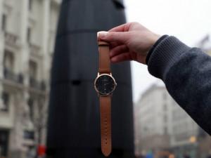 Mladíci se snaží prorazit se svojí značkou kvalitních hodinek. Hledají pomoc na crowdfundingu